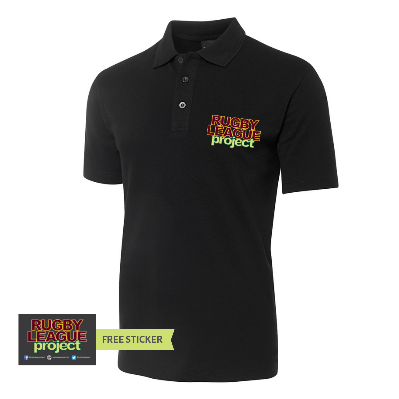 rugby league project logo polo
