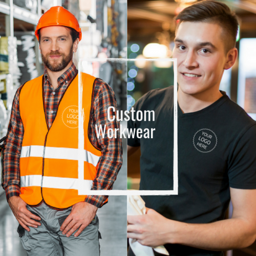 custom workwear