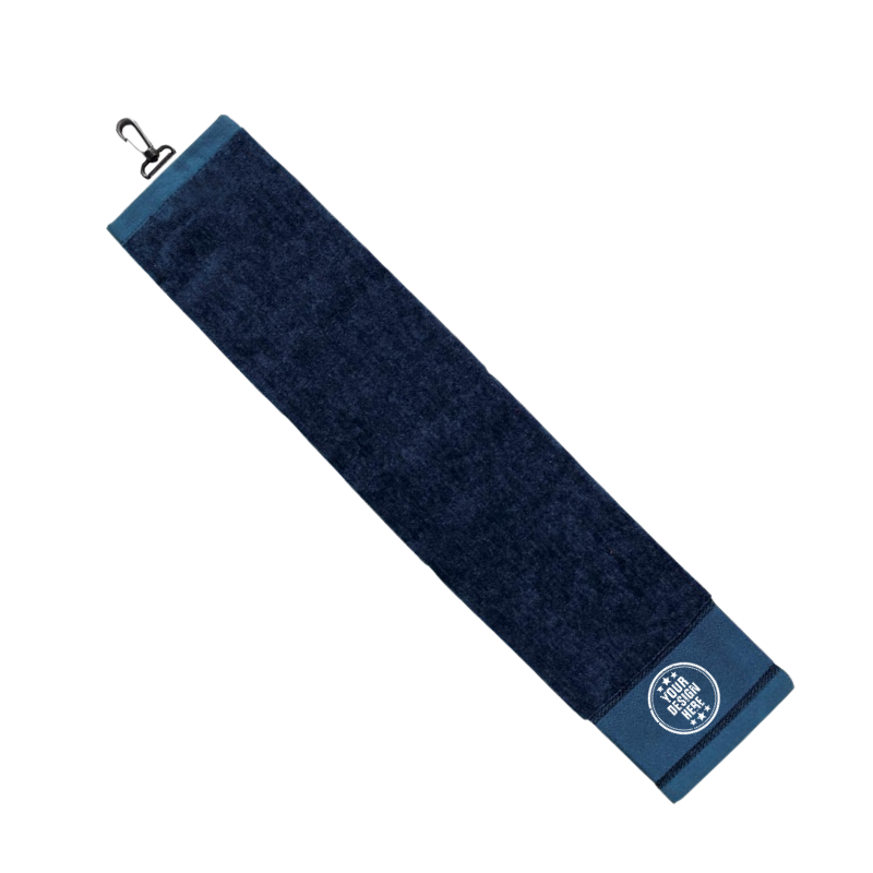 custom golf towel